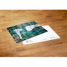 Postcard - Kazakhstan - Elena Kravchuk