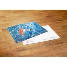 Postcard - Russia - Anastasia Vasilieva