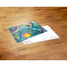 Postcard - Russia - Vadim Kanoplich