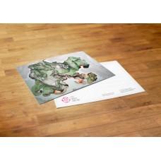 Postcard - Russia - Yulia Tsareva