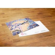 Postcard - Turkey/Russia - Tatiana Kirillova