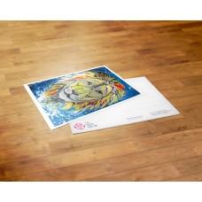 Postcard - Ukraine - Irina Alekseeva