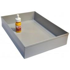 Ebru Artdeco Tray, 25x35 cm, metal