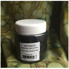 Professional Ebru Paint ArtDeco (220 ml) - Black