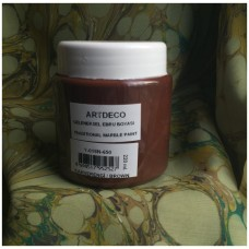 Professional Ebru Paint ArtDeco (220 ml) – Brown