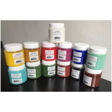 Professional Ebru Paint ArtDeco - 13 colors set (220 ml each)