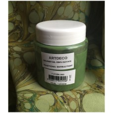 Professional Ebru Paint ArtDeco (220 ml) – Green