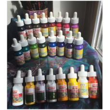 Ebru Artdeco Set - 23 Colors + Extender (each 30ml)