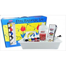 Ebru Artdeco Set No. 1 (set of 12 items). Gift box