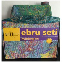 Ebru Artdeco Set No. 3 (set of 18 items). Gift box