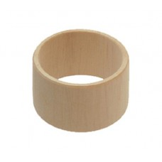 Plain wood straight bracelet – width 50 mm (internal size 67-69 mm)