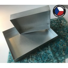 Ebru Art Tray 51x36x6 cm (zinc-galvanized GS)