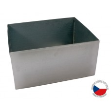 Ebru Art Tray 50x40x25 cm (zinc-galvanized GS)